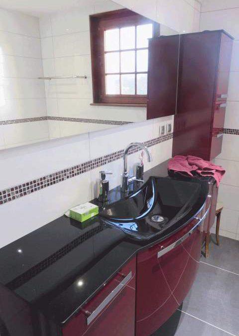 Les travaux de rénovation salle de bain à Sarrebourg